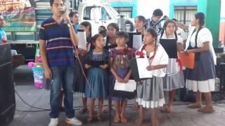 """2° Aniversario, Radio Mi Altepexi - Canto en """"Náhuatl e Ingles"""" (12/01/2017)"""