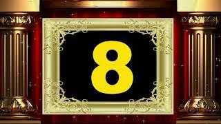 Numerele De La 1 10 Videoclip Nou