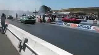 Magnum Force Sport Fury Dragstrip Pass