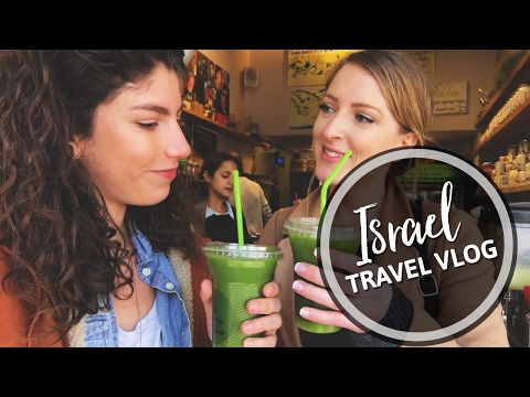 ISRAEL TRAVEL VLOG
