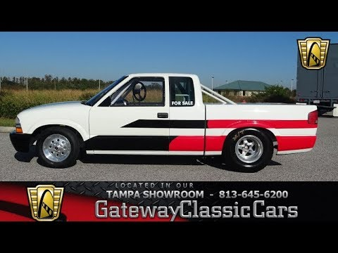 1056-TPA 1996 Chevrolet S10 Race Truck