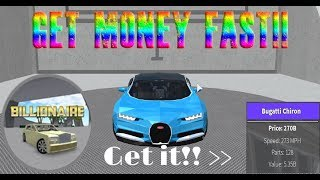 Hot to make easy cash in Car Crushers 2!! | How To? | Roblox