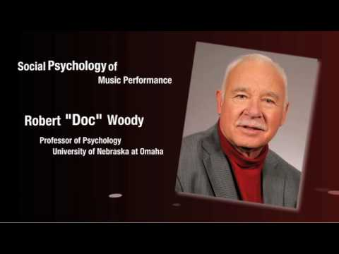 Social Psychology of Music Performance (Seminars/Lectures)
