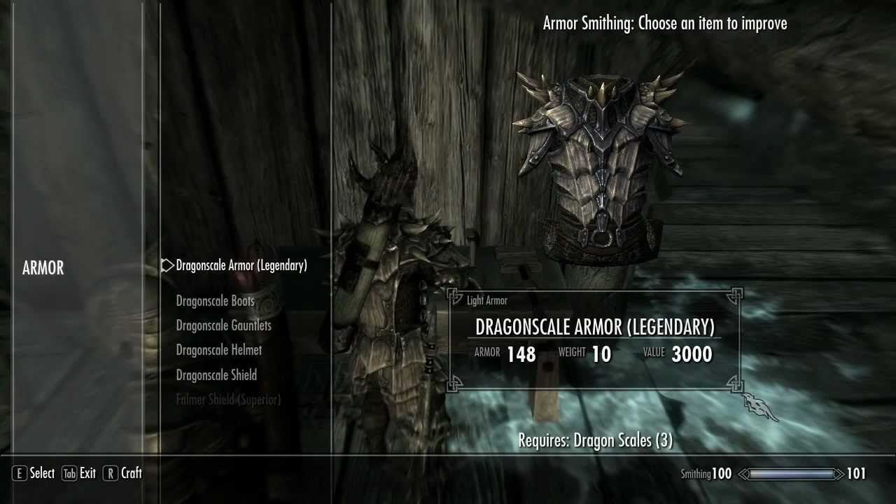 Skyrim Guide Get Dragon Armor Fast Hd Youtube During yesterday's eso quakecon presentation, jared carr (art director) gave fans a peek at the new elder scrolls online weapons and armor sets. skyrim guide get dragon armor fast hd