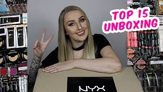 FACE AWARDS TOP 15 UNBOXING | Australia & New Zealand #TeamBONNIE