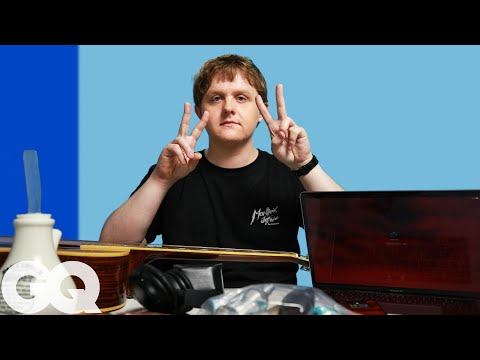 10 Things Lewis Capaldi Can't Live Without | GQ