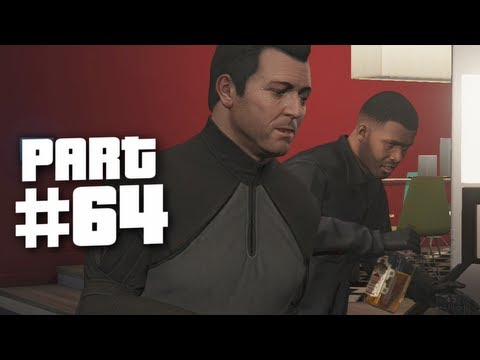 Grand Theft Auto 5 Gameplay Walkthrough Part 64 - Legal Trouble (GTA 5)