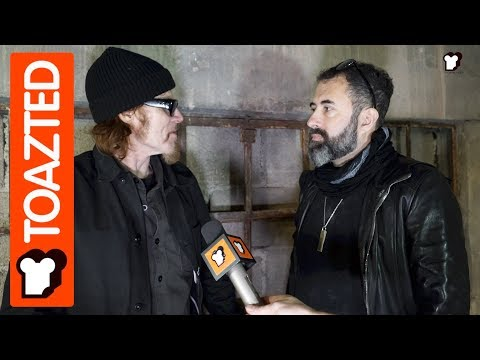 Dave Clarke and Mark Lanegan | interview| Toazted
