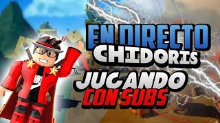 🐺ROBLOX LIVE PLAYING WITH SUBS . . . . . . . . . . . . . . . . . . . . . . . . . . . . . . . . . . . ROAD 1375-#RobloxPeru💙🖤
