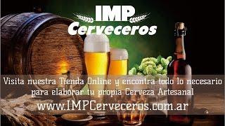 Curso de elaboracion de Cerveza Artesanal - IMP Cerveceros