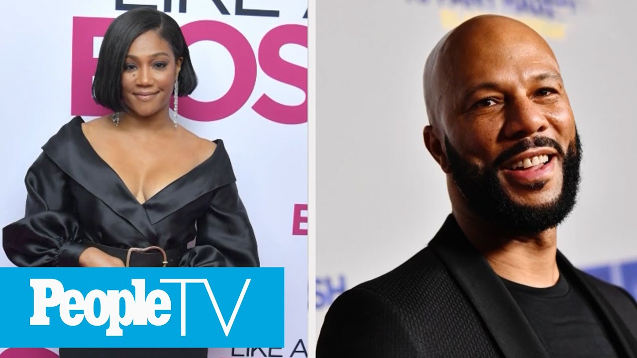 Tiffany Haddish Confirms Relationship with Common: I Love Him