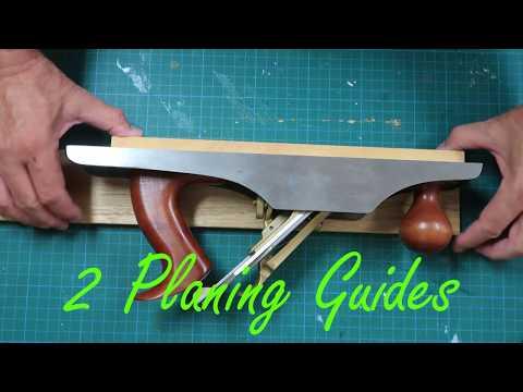 2 DIY Hand Plane Guides