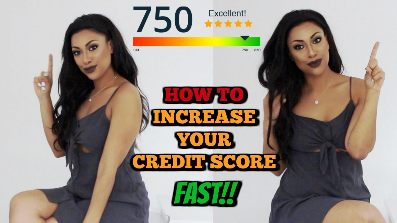 how to increase your credit score fast the best credit score tips