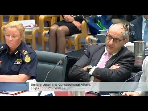 Senate Discuss Australian Offshore Processing Centre and Manus RPC Closure