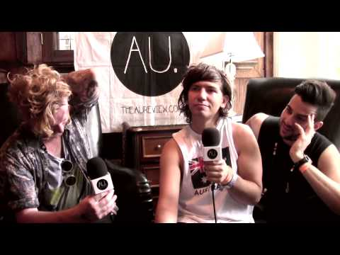 Interview: The Griswolds at The Aussie BBQ (SXSW 2014)