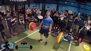 【CrossFit】2019天天運動工作室綜合體能館內挑戰賽 🔥