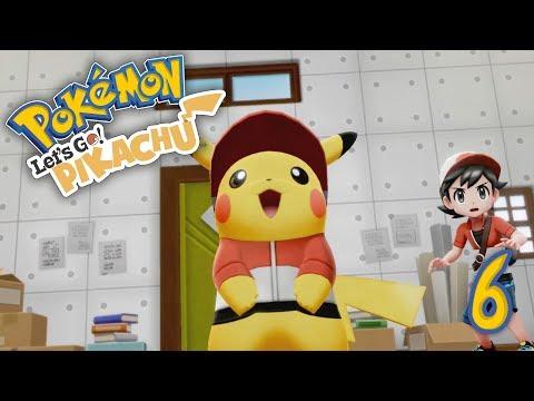 ESTO NO HABIA PASADO! Pokemon Lets Go! E6 - Luzu thumbnail