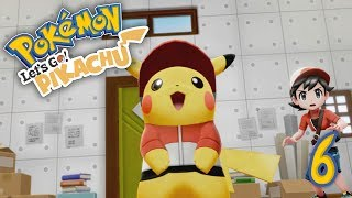 ESTO NO HABIA PASADO! Pokemon Lets Go! E6 - Luzu