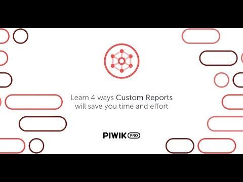Piwik PRO Custom Reports