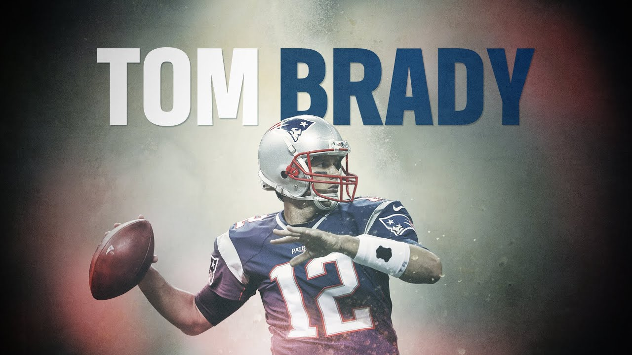 New England Patriots Iphone X Wallpaper Tom Brady Career Profile Nfl Youtube
