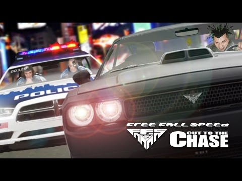 Cut to the Chase Official Video - Free Fall Speed