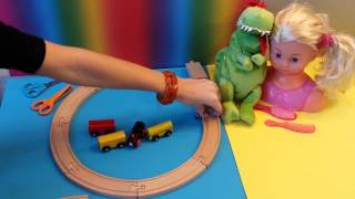 Unboxing Ikea: Make Your Own Railway Track
