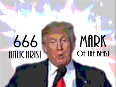 PROOF: That 666 is The Number & The Mark of Donald Trump the ANTICHRIST