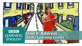 Learning Circles - Address: Useful expressions for asking for and understanding expressions