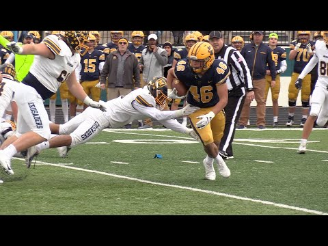 St. Ignatius, Reynoldsburg move up in Division I of cleveland.com state football rankings for Week 10