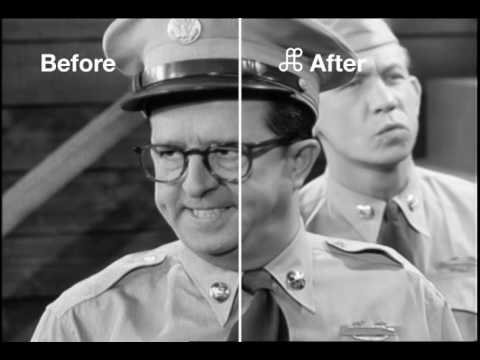 Sgt. Bilko - The Phil Silvers Show Restoration Clip