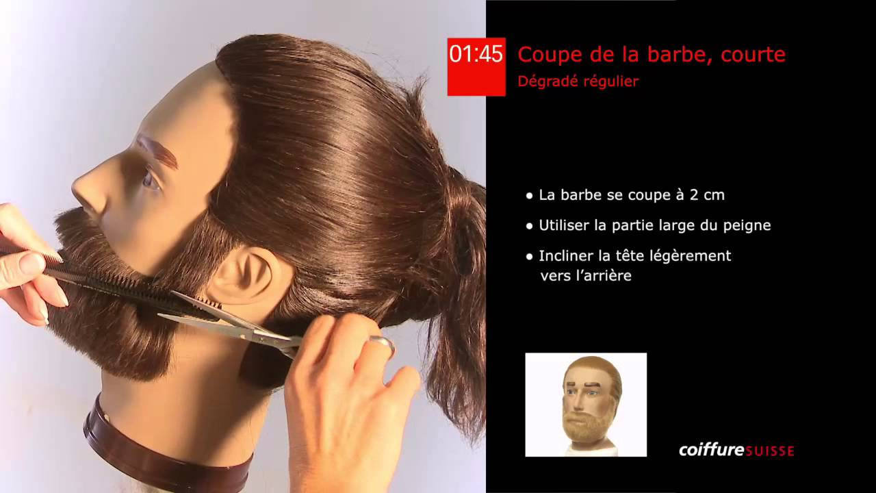 37 coupe de la barbe courte youtube - Mode de la barbe ...