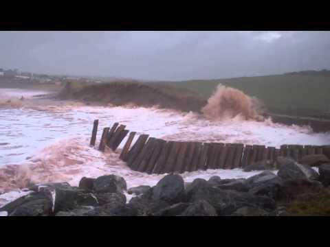 Destruction Of South Milton Sands