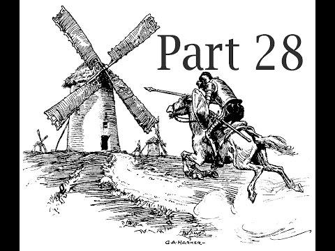 Audiobook: Don Quixote English part 28 END