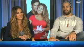 Eric and Jessie James-Decker talk Jets and New York