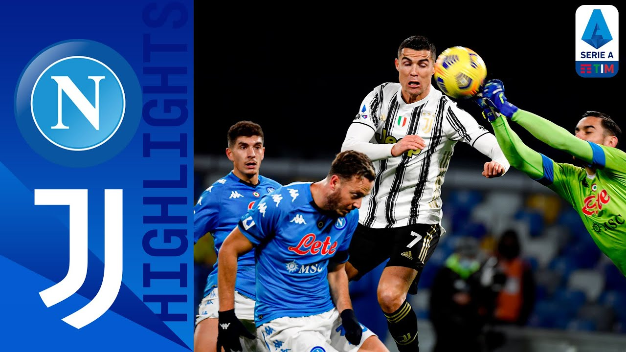Napoli 1 0 Juventus Insigne S Goal Secures Napoli Victory Over Juventus Serie A Tim Youtube