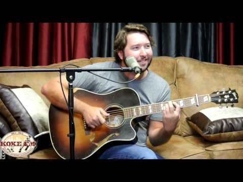 """Ryan Beaver Sings """"When This World Ends"""" Live On KOKEFM"""
