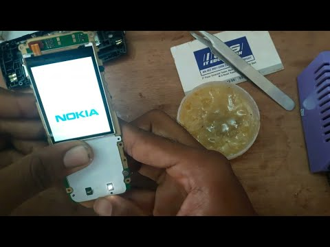 Nokia X2 02 100% Display Light Problem Solved