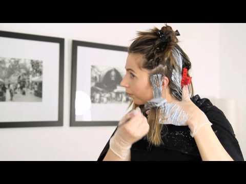 Como decolorar el cabello en casa paso a paso