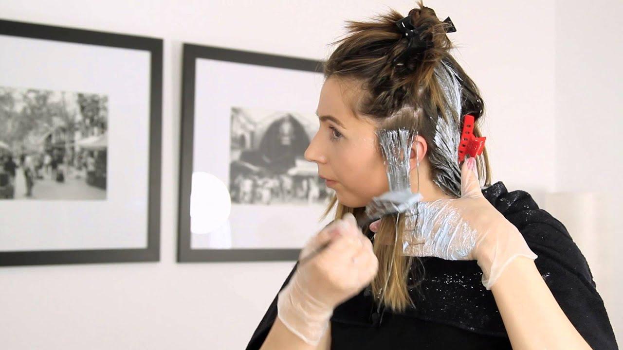 Como tenirse el pelo corto sola