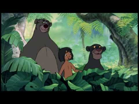 Jungle Boek | Liedje: Helder Water Bij De Bron | Disney BE