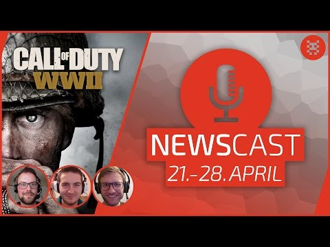 Call of Duty WW2, Vivendi vs. Ubisoft, DCP Eklat | Newscast