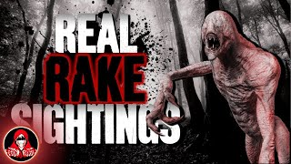 5 REAL Sightings of The Rake and Fleshgaits - Darkness Prevails