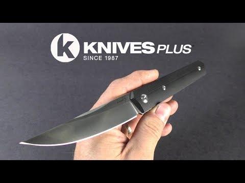 """Boker Plus Kwaiken Fixed Blade Knife Burnely Design """"Walk-Around"""" - Knives Plus"""