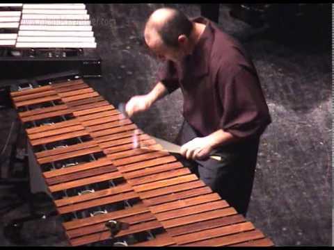 J.S.Bach - Allegro from Sonata In C Major (BWV 1033), performed by Roland Härdtner & Jazz-Trio 2001