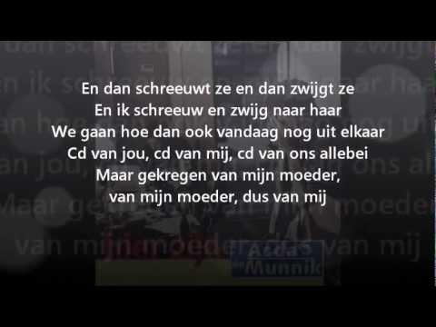 Acda en de Munnik - Kapitein Deel II (lyrics)