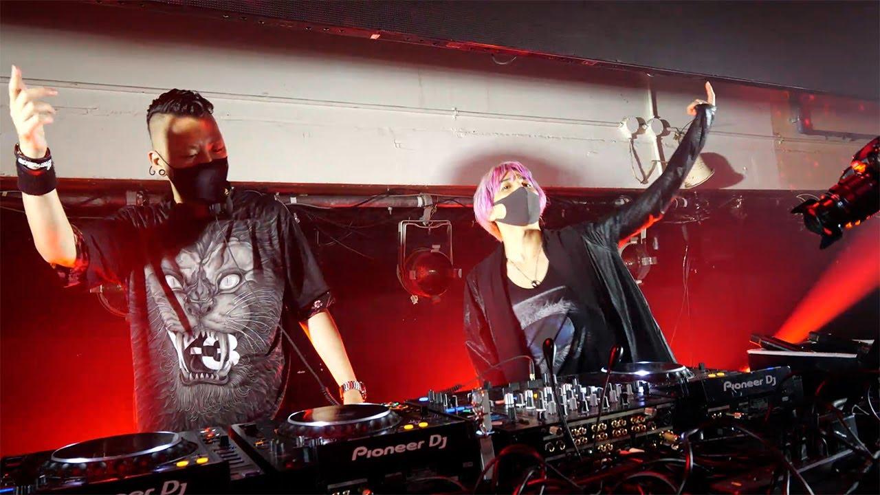 DJ Myosuke & Laur - Break Through Myself feat. Risa Yuzuki (Live on TANO*C Stream #3)