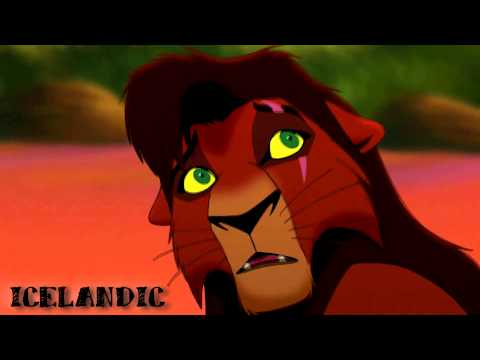 The Lion King II -  Not One Of Us (One Line Multilanguage) [HD]