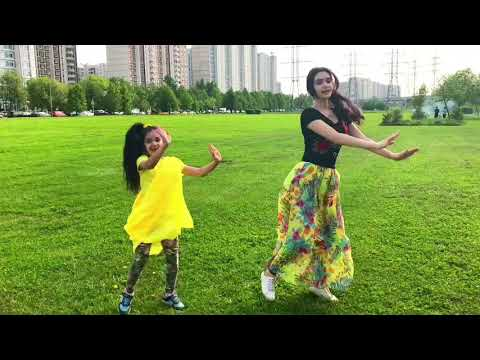 Laung Laachi dance / Two sister's from Moscow, Russia 🇷🇺 / elina smile