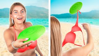 16 смешных пляжный пранков! Летние пранковые войны