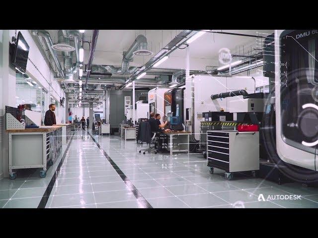 Autodesk PowerMill Overview